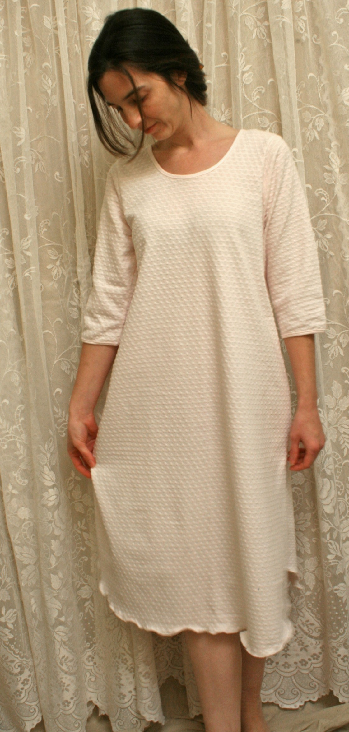 Simple Pleasures Night Gowns: Dot Night Gowns, Waffle Night Gowns ...